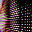 Led screen — Stock Photo