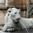 Lion statue — Stock Photo #12799953