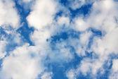 Fluffy cloud — Stock Photo