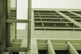 Building docklands — Stock Photo