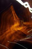 夜のエッフェル塔 — ストック写真