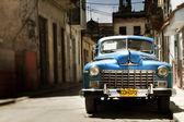 Havanna-auto — Stockfoto
