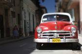 Havana car — Stock Photo