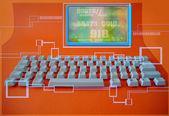 Computador — Foto Stock