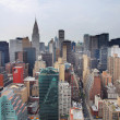 Stock Photo: Manhattskyline