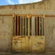 Marseille doorway — Stock Photo #12801611