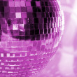 Mirrorball close-up — Stock Photo #12802146