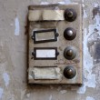 Old buzzer — Photo