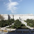Stock Photo: Palacio real