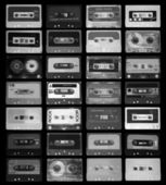 Tape collection — Stock Photo