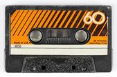 Old cassette — Stock Photo