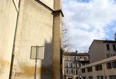 Kostelní zdi — Stock fotografie