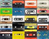 Multi cassette — Stock Photo
