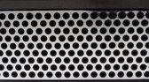 Oude radio speaker — Stockfoto