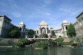 Palais longchamp — Stock Photo