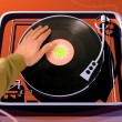Turntable — Stock Photo #12810420
