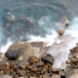 Waves against rocks — Stock Photo #12811642