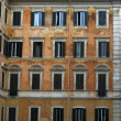 Building in rome - Stock Photo