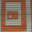 Shutter pattern — Stock Photo
