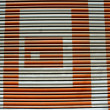 Shutter pattern - Stockfoto