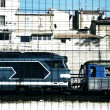 Marseille train — Stock Photo