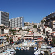 Stock Photo: Vallon des auffes
