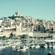 Stock Photo: Marseille old
