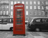 Cabina telefonica — Foto Stock