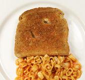 Spaghettis — Stockfoto