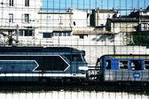 Marseille train — Stock Photo