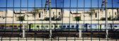 Marseille train — Zdjęcie stockowe