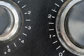 Volume controls — Stock Photo