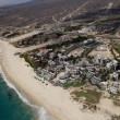 Shot from the air in Los Cabos — Stock Photo