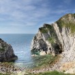 Stock Photo: Lulworth cove