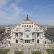 Foto Stock: Bellas artes, mexico DF