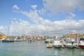Cabo San Lucas harbour — Stockfoto