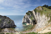 Lulworth cove — Stock Photo