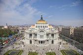 墨西哥 df 美术宫 — 图库照片