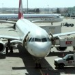 Stock Video: Airport istanbul