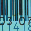Stop motion of differnet images of barcodes — Stock Video