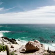 Beautiful timelapse shot in los cabo, baja california sur mexico — Vidéo