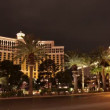 Timelapse shot of the strip with traffic, las vegas, nevada - Lizenzfreies Foto