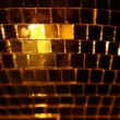 A funky discoball spinning and reflecting light — Stock Video #16779279