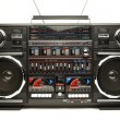 Retro ghettoblaster — Photo #16824989