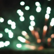Colourful fireworks display — Stock Video
