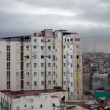 Stock Video: Dramatic timelapse of the havana skyline cuba