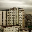 Dramatic timelapse of the havana skyline cuba — Stock Video