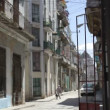 Havana street scene, cuba — Stock Video #17151323