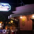 Timelapse of the famous floridita bar in havana — Stock Video