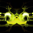 Vídeo de stock: Video sequence made from shots of headphones